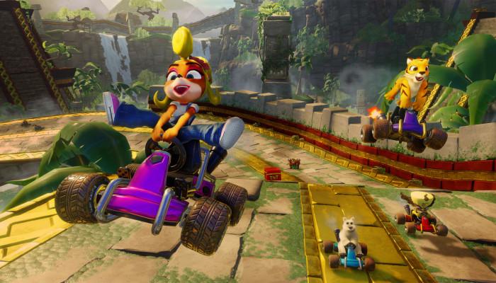 к игре Crash Team Racing Nitro-Fueled