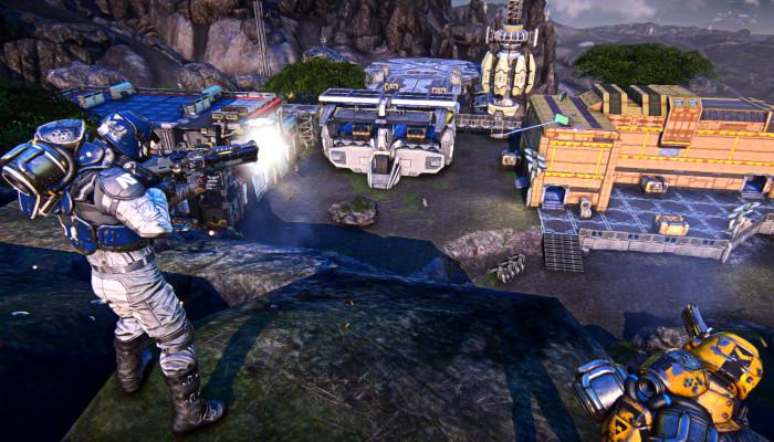 к игре PlanetSide Arena