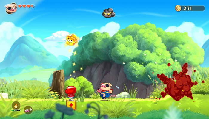к игре Monster Boy and the Cursed Kingdom