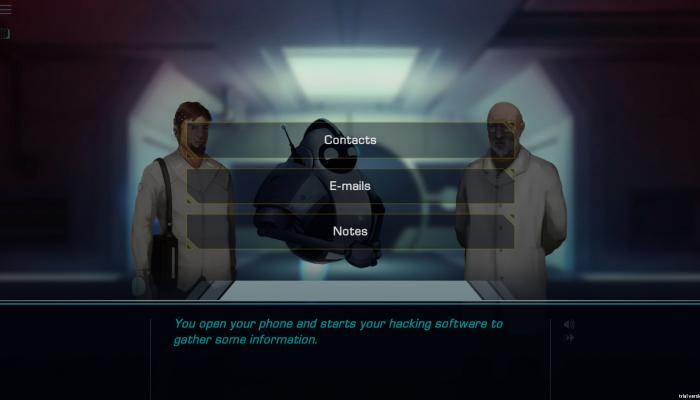 к игре S.A.I.A.'s Awakening: A Robothorium Visual Novel