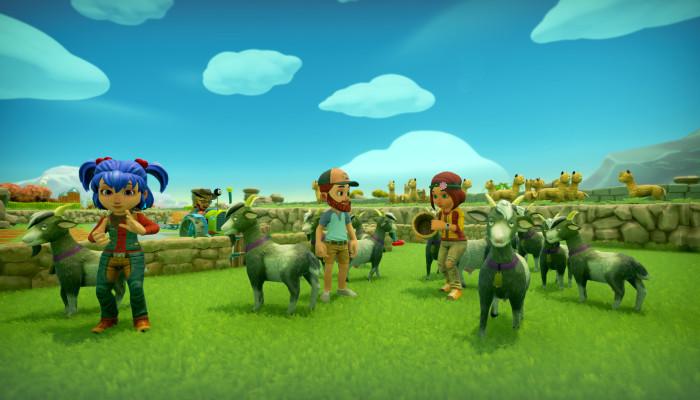 к игре Farm Together