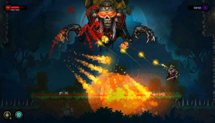 к игре Fury Unleashed