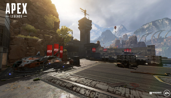 к игре Apex Legends