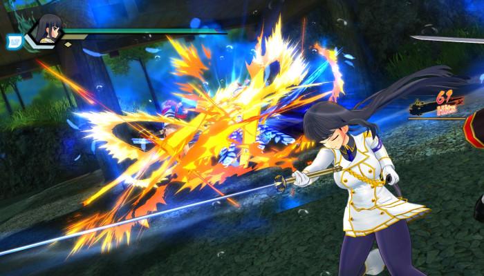 к игре Senran Kagura Burst Re: Newal