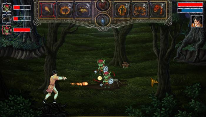 к игре Mage's Initiation: Reign of the Elements