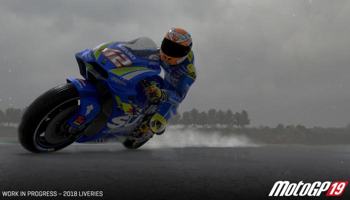 к игре MotoGP 19