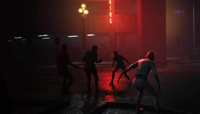 к игре Vampire: The Masquerade - Bloodlines 2