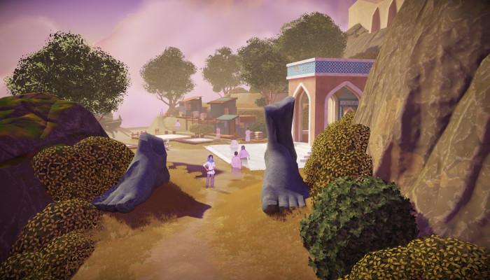 к игре Heaven's Vault