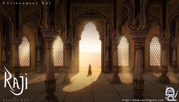 к игре Raji: An Ancient Epic