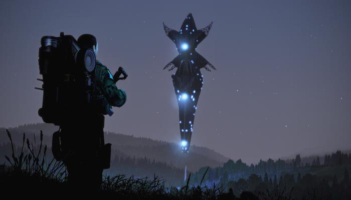 к игре Arma III: Contact