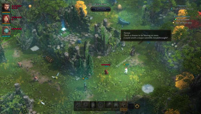 к игре Druidstone: The Secret of the Menhir Forest