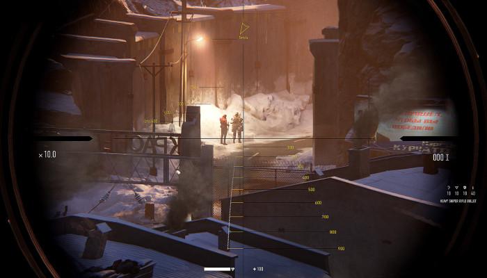 к игре Sniper: Ghost Warrior Contracts