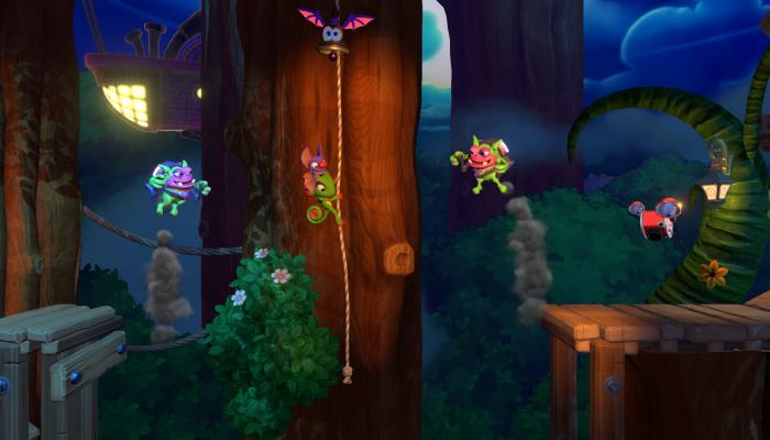 к игре Yooka-Laylee and the Impossible Lair