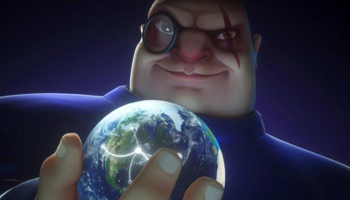 к игре Evil Genius 2: World Domination