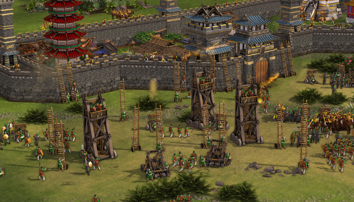 к игре Stronghold: Warlords