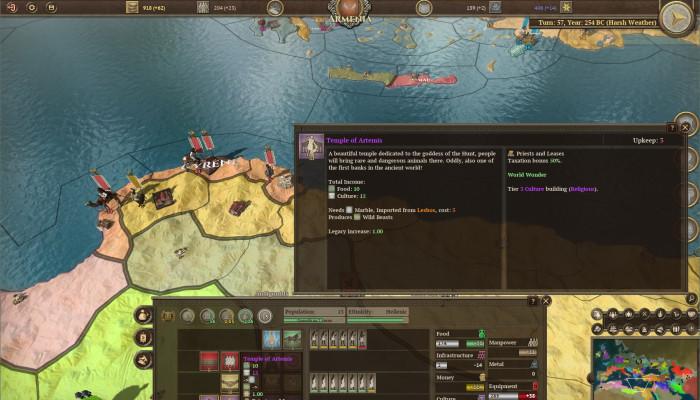к игре Field of Glory: Empires
