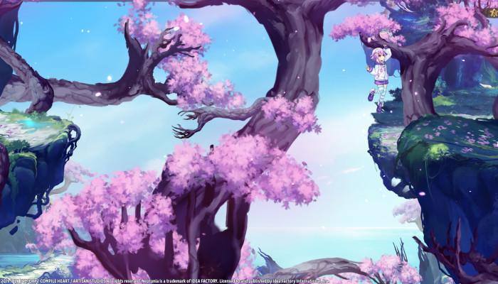 к игре Super Neptunia RPG