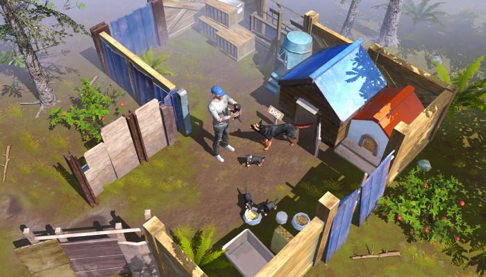к игре Wasteland Survival