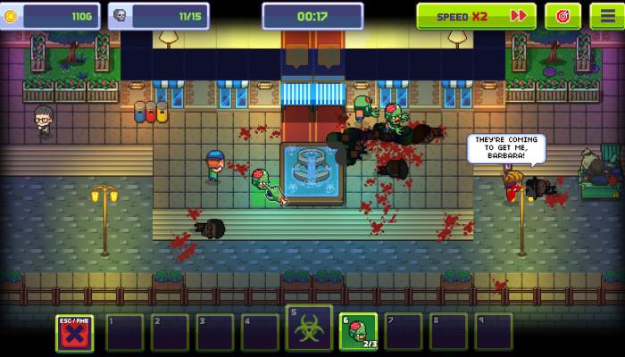 к игре Infectonator 3: Apocalypse