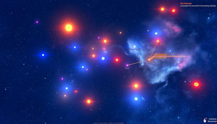 к игре Between the Stars