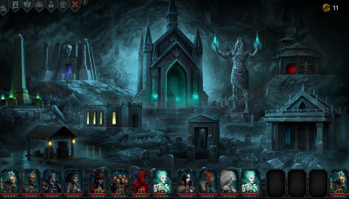к игре Iratus: Lord of the Dead