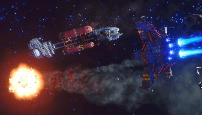 к игре Rebel Galaxy Outlaw