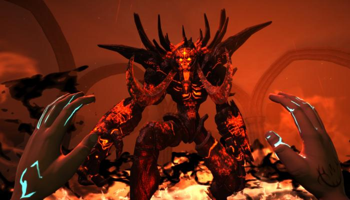к игре Exorcise The Demons