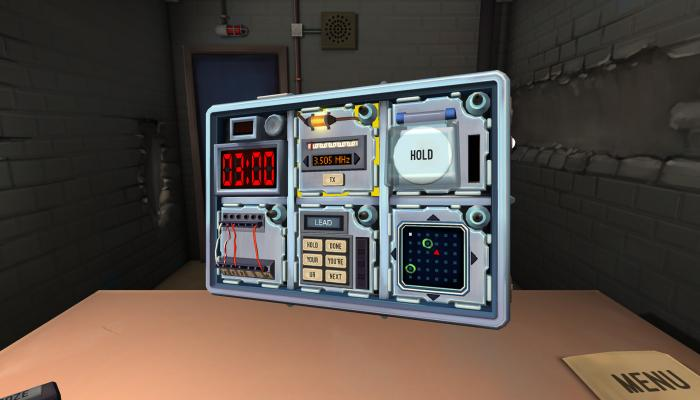 к игре Keep Talking and Nobody Explodes