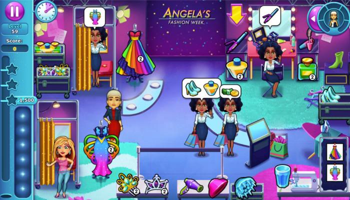 к игре Fabulous - Angela's True Colors