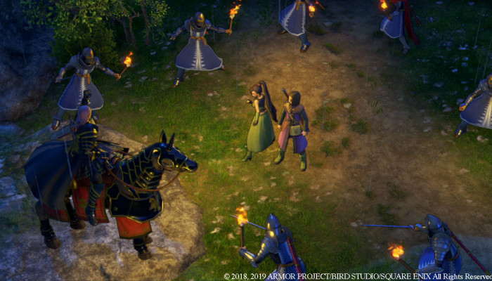 к игре Dragon Quest XI S: Echoes of an Elusive Age - Definitive Edition