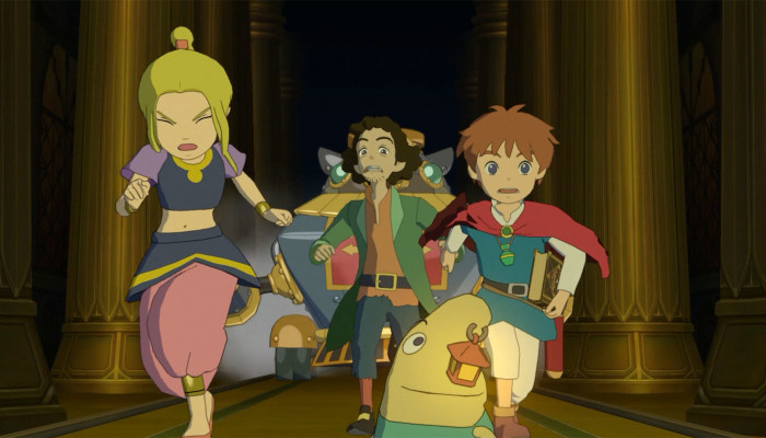 к игре Ni no Kuni: Wrath of the White Witch Remastered