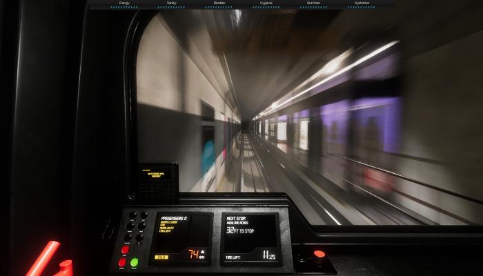 к игре Metro Sim Hustle
