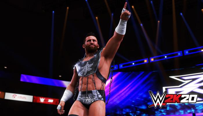 к игре WWE 2K20