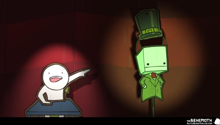 к игре BattleBlock Theater