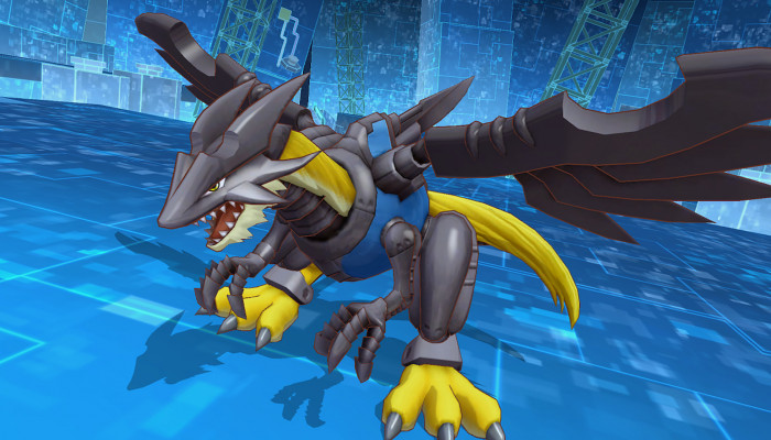 к игре Digimon Story Cyber Sleuth: Complete Edition