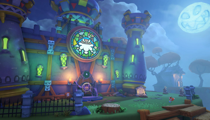 к игре New Super Lucky's Tale