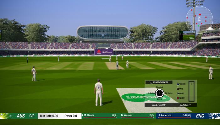к игре Cricket 19
