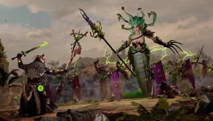 к игре Total War: Warhammer II - The Shadow & The Blade