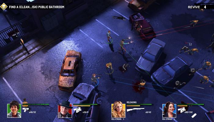 к игре Zombieland: Double Tap - Road Trip