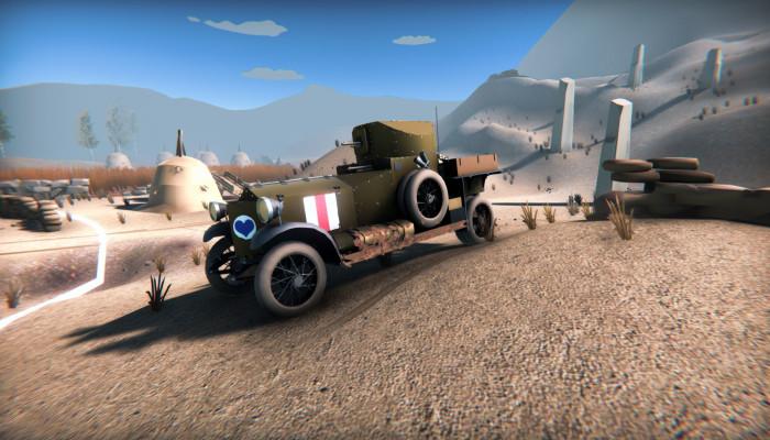 к игре Armored Battle Crew [World War 1] - Tank Warfare and Crew Management Simulator