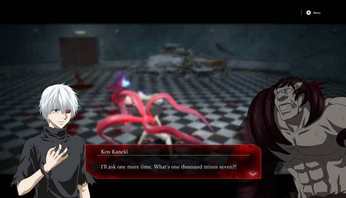 к игре TOKYO GHOUL:re [CALL to EXIST]