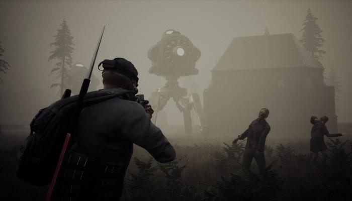 к игре Invasion 2037