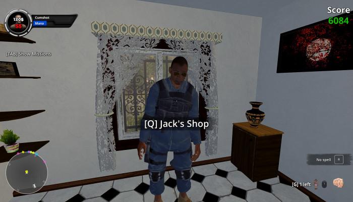 к игре Wanking Simulator