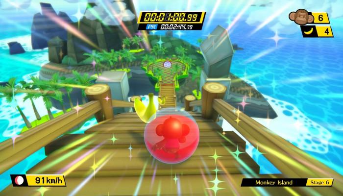 к игре Super Monkey Ball: Banana Blitz HD