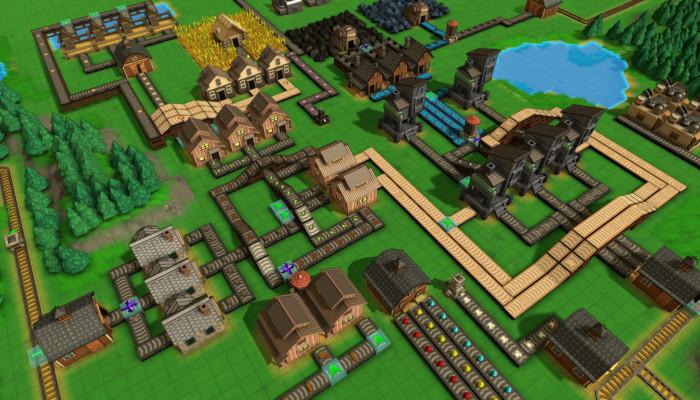 к игре Factory Town