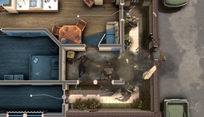 к игре Door Kickers 2: Task Force North