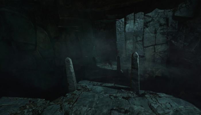 к игре Amnesia: Rebirth