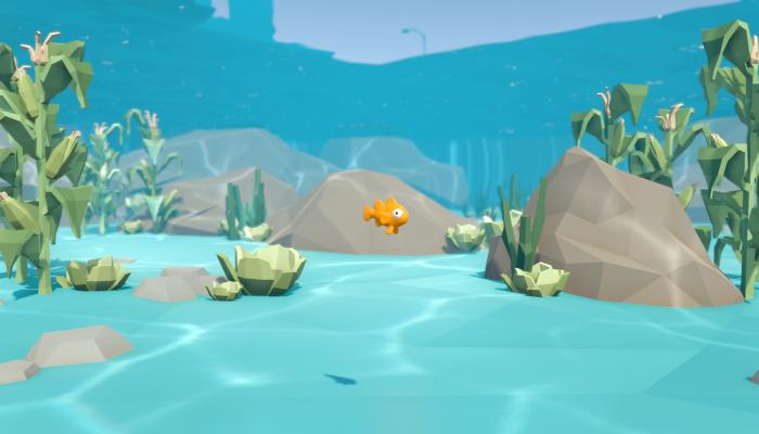 к игре I Am Fish