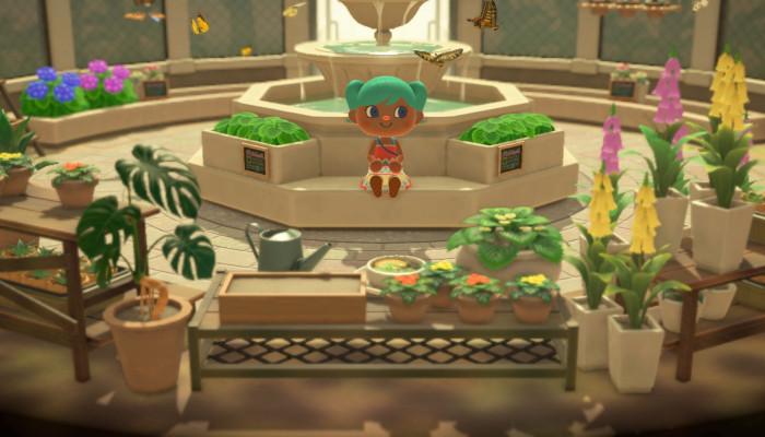 к игре Animal Crossing: New Horizons