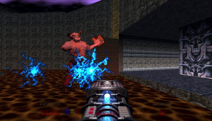 к игре Doom 64